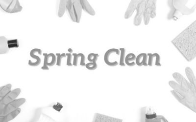 5 SIMPLE TIPS TO SPRING CLEAN YOUR HOME